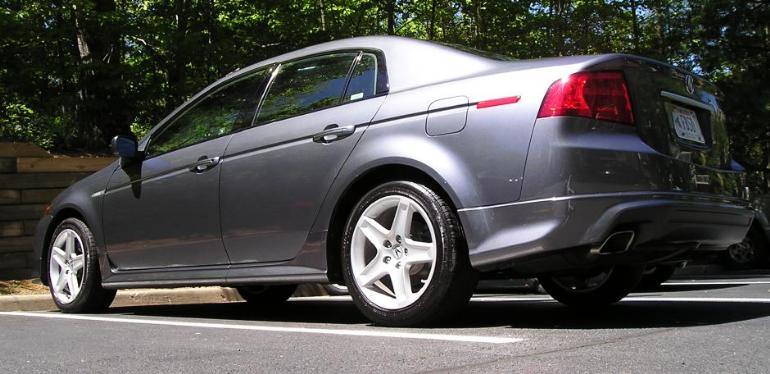 best gas for 2004 acura tl