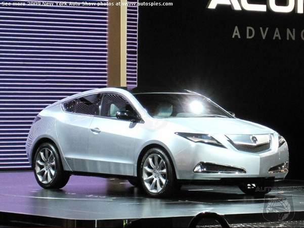 cost of operation acura tsx 2005